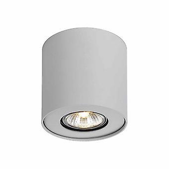 Italux Tamzo - Moderne LED-Oberfläche weiß, Warmweiß 3000K 380lm