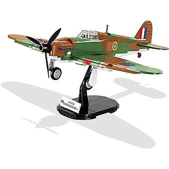 World War II Hawker Hurricane Mk 1 (265 pieces)