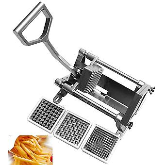 Commercial Fast Heavy Duty French Fry Cutter, Potato Slicer