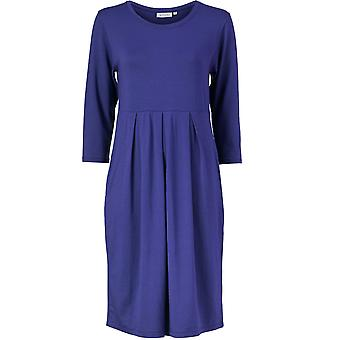 Masai Clothing Noma Blue Jersey Dress