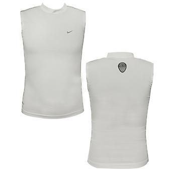 Nike Fit Pro Vent Kids Training Tank Top Boys Base Layer Vest 423408 100 A161C