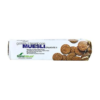 Wholemeal Muesli Cookies W/A 165 g