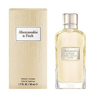 Abercrombie & Fitch First Instinct Sheer Eau de Parfum 50ml Spray