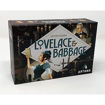 Lovelace i Babbage gra planszowa