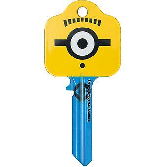 Despicable Me Minion Door Key