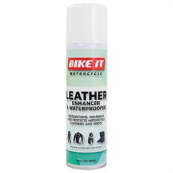 Bike It Leather Enhancer And Waterproofer 250ml