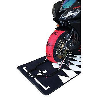 MotoGP Tyre Warmers UK 3 Pin Plug - 200 Rear