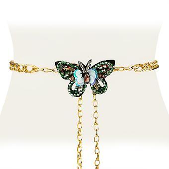 Butterfly Chain Belt