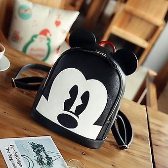 Men Women Leisure Bag Shoulder, Mickey Mouse, Lady Outdoor Cartoon Plush