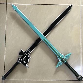 80cm Sword Art Online Sao 1:1 Weapon Action Figure Kazuto Elucidator Dark