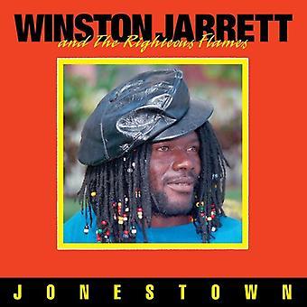 Jarrett,Winston & & The Righteous Flames - Jonestown [Vinyl] USA import