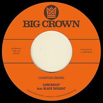 Bailey,Liam - Champion (Remix) / Ugly Truth (Remix) [Vinyl] USA import