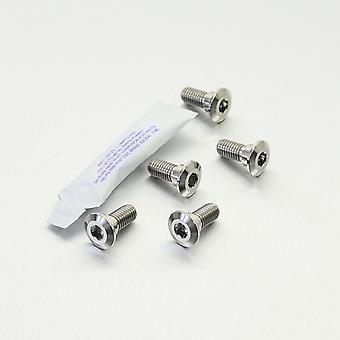 Perno de disco de titanio pro perno (paquete 5) TI5DISCYAM20