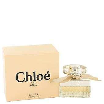 Chloe (nuevo) Eau De Parfum Spray por Chloe 1 oz Eau De Parfum Spray