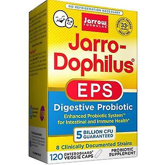 Jarrow Formulas JarroDophilus EPS 5 Billion Vegicaps 120