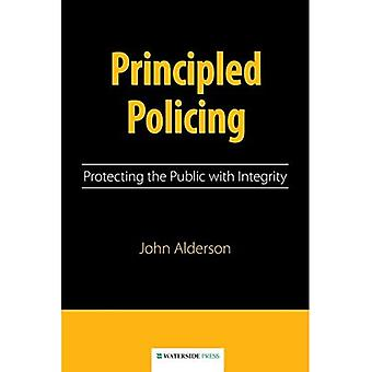 Principielt politiarbejde
