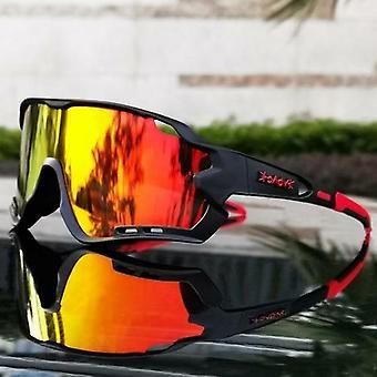 Brand Polarized  Mountain Bike Sports Bicycle Cycling Sunglasses Gafas