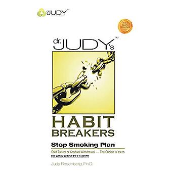 Dr. Judy's Habit Breakers Stop Smoking Plan - Cold Turkey or Gradual W