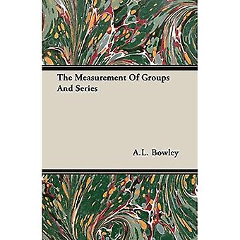 Measurement of Groups and Series