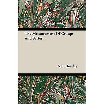 Ryhmien ja sarjojen mittaaminen