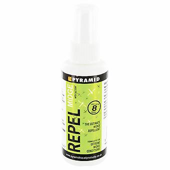 Highlander 60ml Trek Midge & Tick Spray