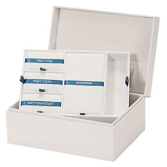 Memories Box, White - Baby