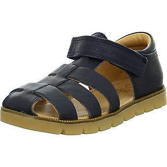 Bisgaard 712421211422NAVY universal  kids shoes