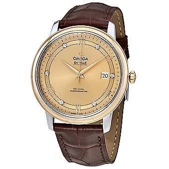 Omega De Ville Prestige Co-axial Automatic Men's Watch 424.23.40.20.58.001