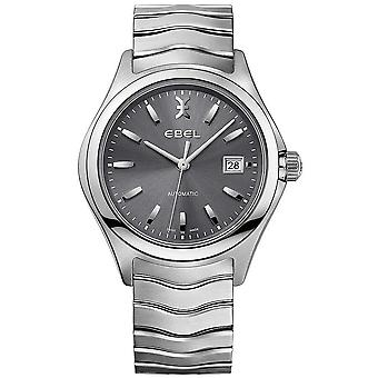 Ebel Wave Automatic Grey Dial Men's Watch 1216266