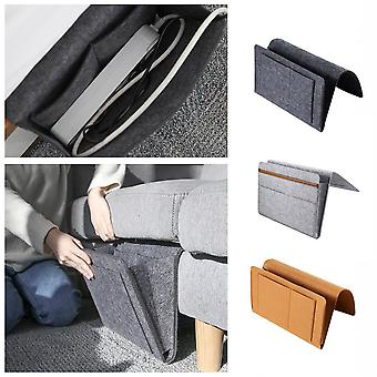 Sundries Control Mobile Pocket Filz Bedside Hanging Aufbewahrungstasche