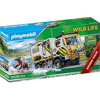 Playmobil 70278 Villin elämän ulkoiluretkiauto