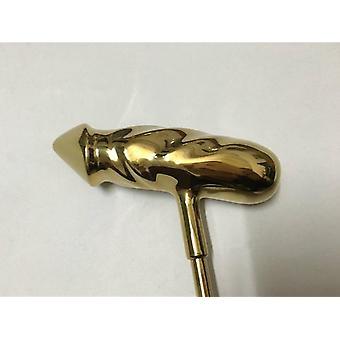 Kluby golfowe Big Dick Putter, stalowy wał z pokrywą głowy