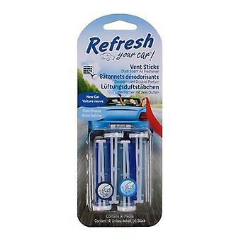 Car Air Freshener California Scents Vent Sticks (2 pcs)