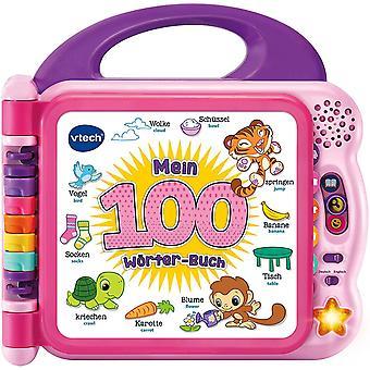 HanFei Mein 100-Wrter-Buch pink, Babyspielzeug, Mehrfarbig