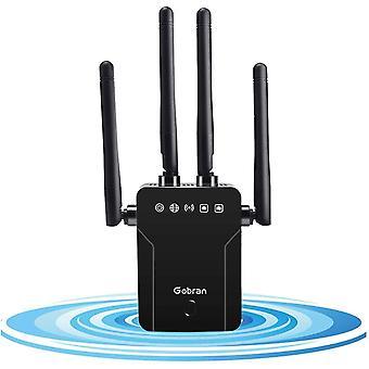 WLAN Repeater WLAN Verstrker 1200Mbit/s Dualband 5GHz 2.4GHz Bereich 200Ž', WiFi Verstaerker