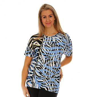 RABE Rabe Blue T-Shirt 46-121358
