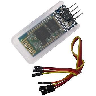 FengChun HC-06 Drahtloser serieller Bluetooth-Transceiver Support-Modul Slave und Master-Modus für
