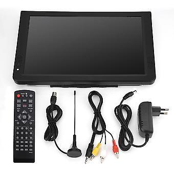 Dt2/t Kannettava televisio 1280 * 800 Tft-led Mini Auto Digitaalinen Analoginen tv