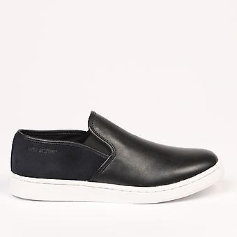 أسود أحذية رياضية نيل باريت المرأة