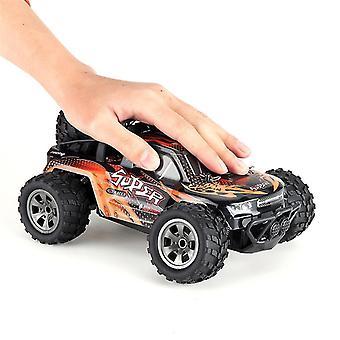 1/18 2.4g 4ch 2wd Crawler Rc Car Gift For Kids - Orange