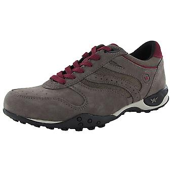 Allrounder Womens Montreal Lace Up Oxford Sneaker Shoes