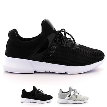 Womens Lightweight Fashion Cool Stylish Comfortable Breathable Trainers UK 3-10