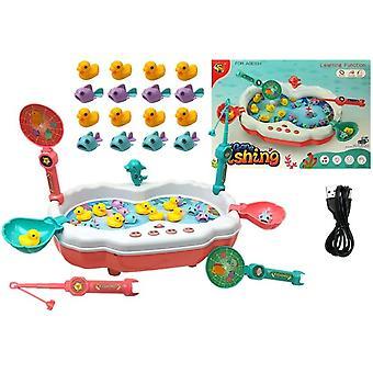 Jouets pour enfants pêche magnétique - Canetons &pêche