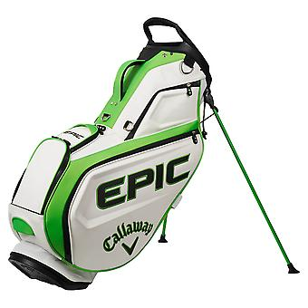 Callaway 2021 Epic Staff Double Strap 4-Way 7 Pockets Golf Stand Bag
