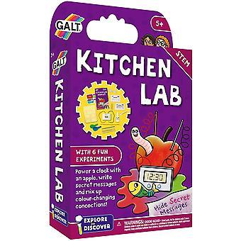 Kitchen Lab Explore & Discover Activity Set