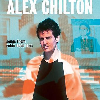Alex Chilton - Songs From Robin Hood Lane CD