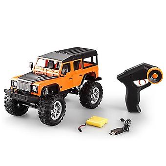 Shuangying 1:14 4wd rc car model off-road climbing car electric charging toy model suv boy toy for kids gift
