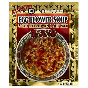 Kikkoman Mix Soup Egg Flwr Spcy Sz, Case of 12 X 1.22 Oz