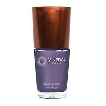 Smalto per unghie Mineral Fusion, Blue Jay .33 Oz