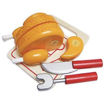 Vilac Roast Chicken to Carve